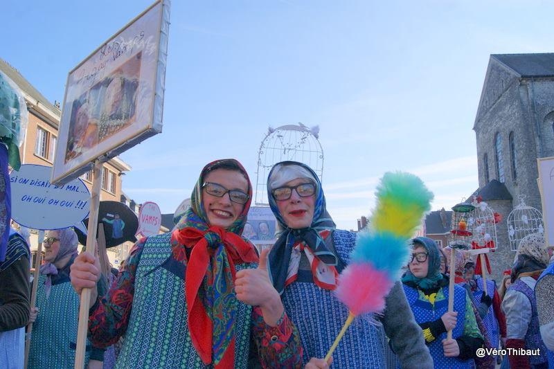 Carnaval 2015 : Soumonces en musique