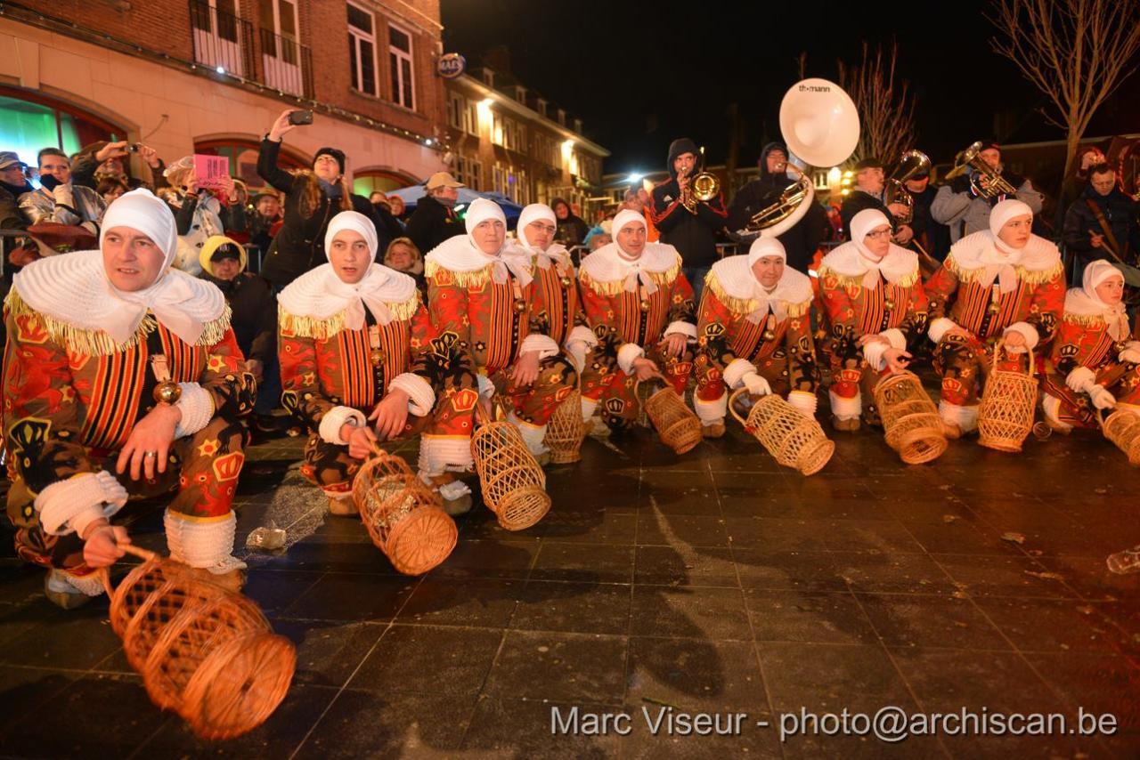 Carnaval 2015 : Brûle-bosses
