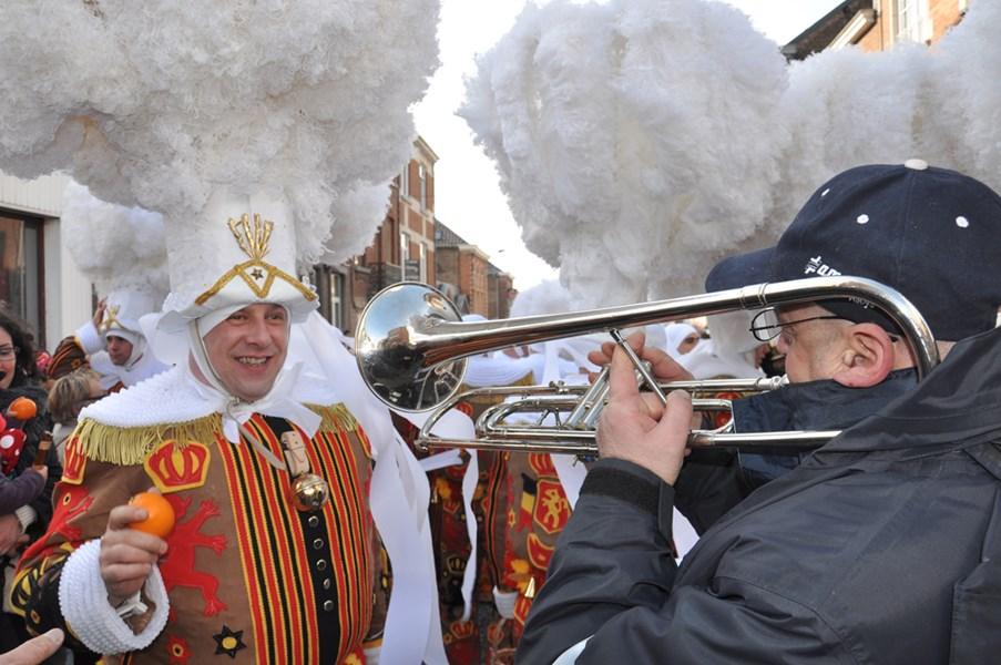 Carnaval 2015 : Dimanche cortège
