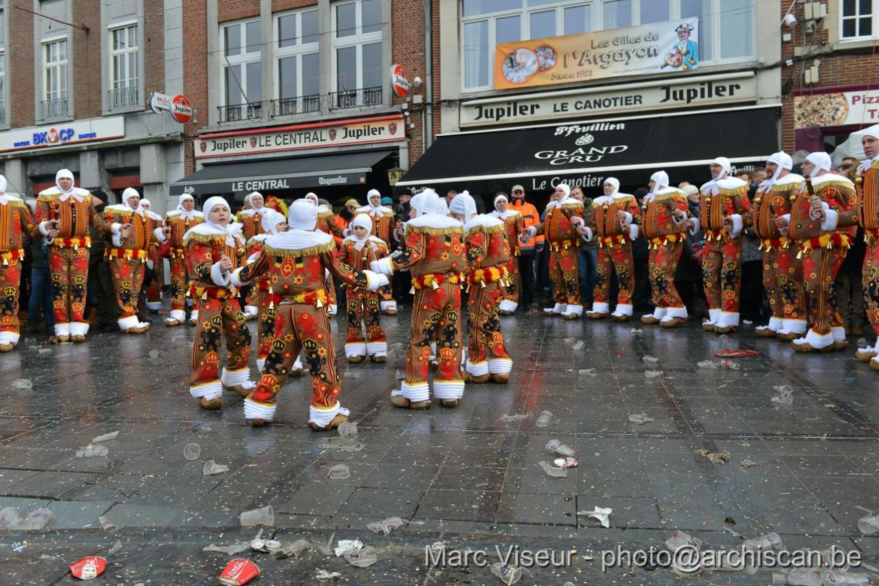 Carnaval 2016 : Dimanche matin