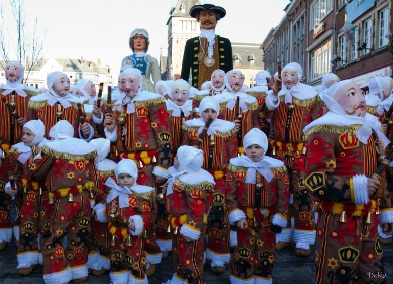 Carnaval 2014 : Dimanche 10 mars