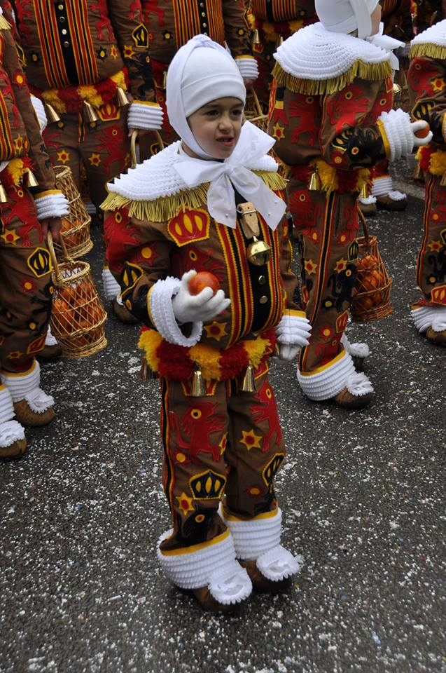 Carnaval 2017 : Dimanche matin
