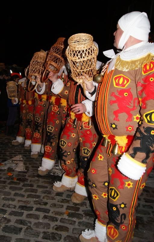 Carnaval 2016 : Lundi Cortège du soir