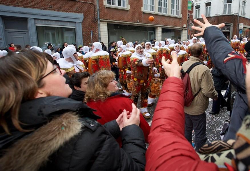 Carnaval 2016 : Dimanche : Cortège