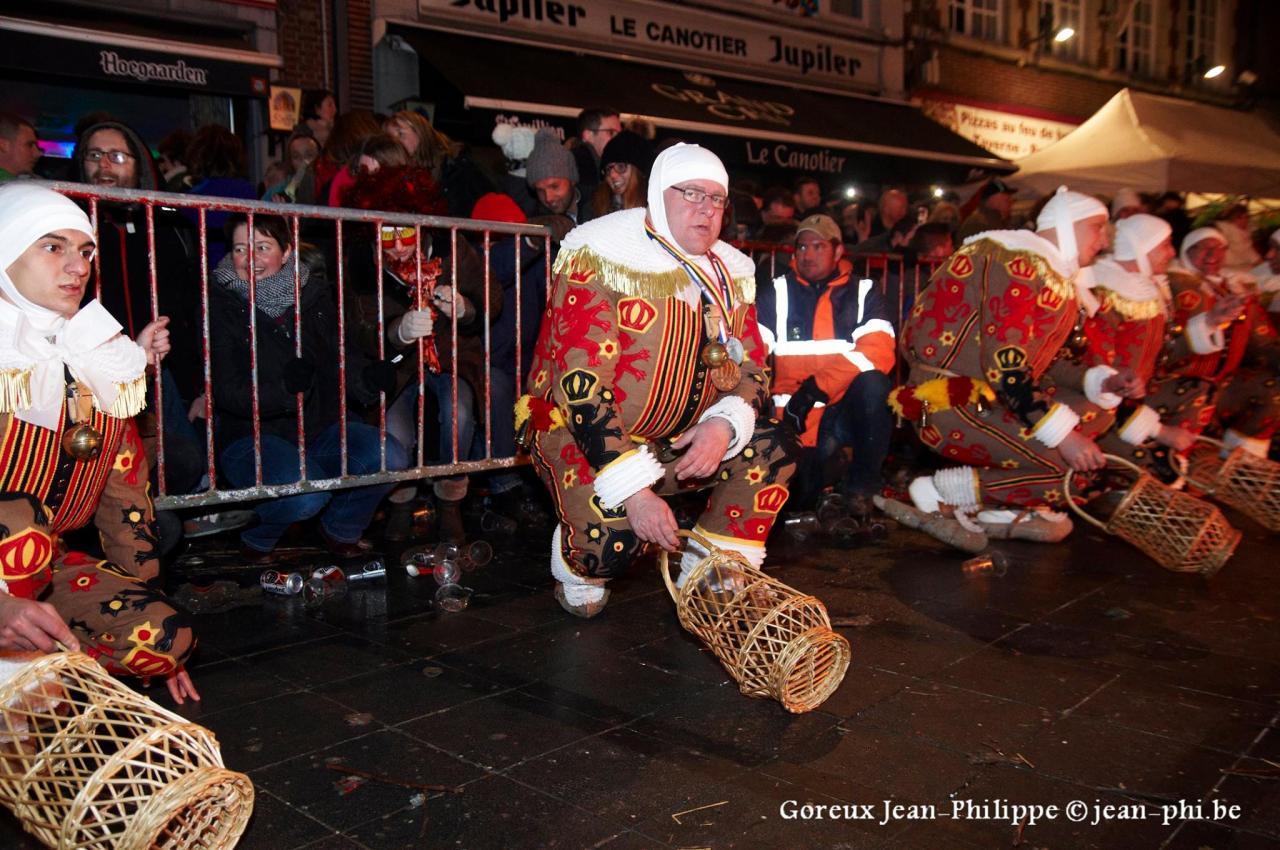 Carnaval 2016 : Brûlage de bosses