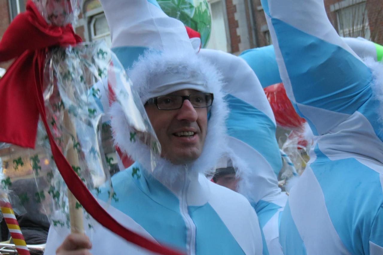 Carnaval 2013 : Soumonces en musique