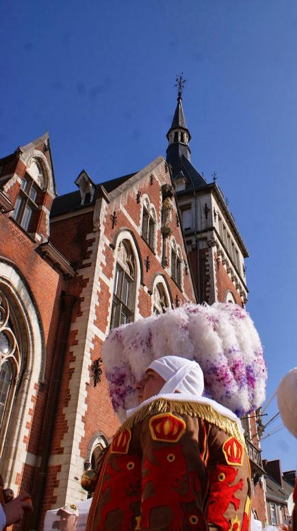 Carnaval 2014 : Lundi - Cortège des écoles