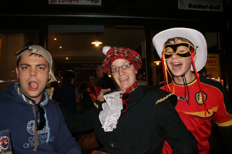 Carnaval 2014 : Raclot 12 mars