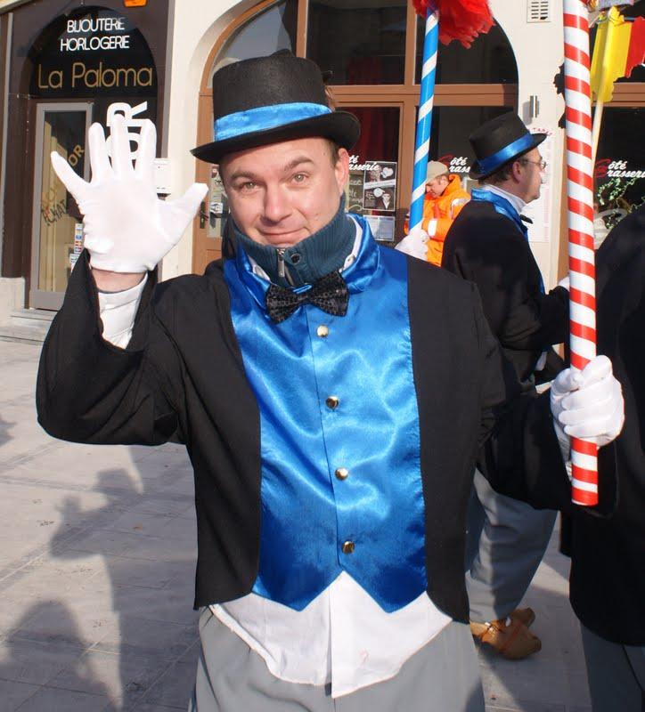 Carnaval 2012 : Soumonces en musique