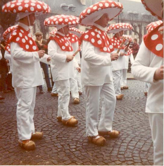 1986 - Les Champignons