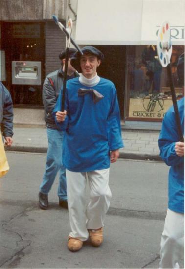 1994 - Les peintres