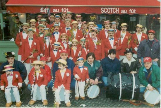 1993 - Les Canotiers