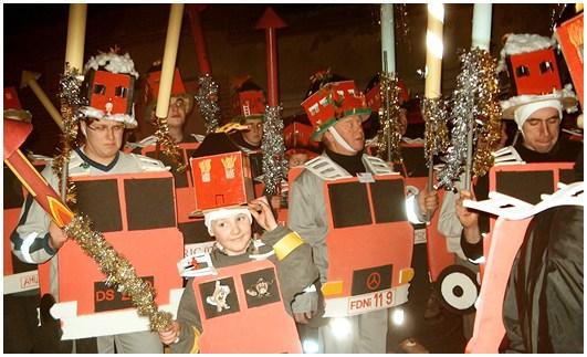 2003 - Allo les Pompiers...