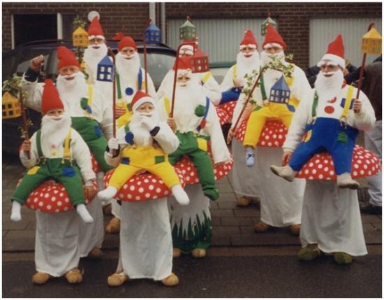 1999 - Nain de jardin
