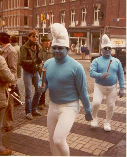 1984 - Les Stroumpfs