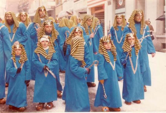 1985 - Toutankhamon