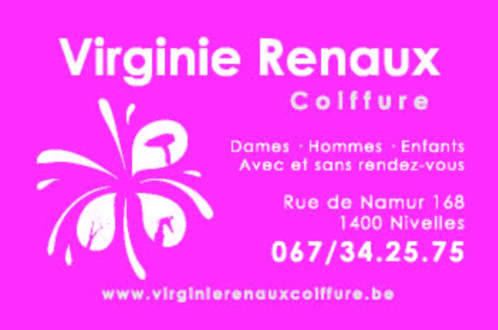 Coiffure virginie renaud