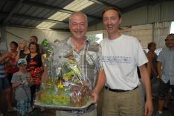Gagnant du panier gourmand 2013 : Daniel Heymans
